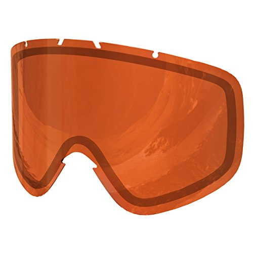 POC Iris Spare Lens for Skiing Goggles, Sonar Orange, - Zeiss Carl Goggles