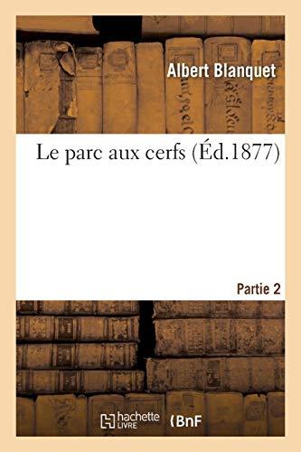 Le Parc Aux Cerfs [Pdf/ePub] eBook