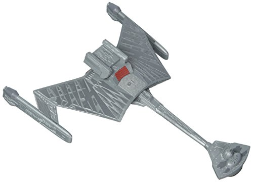 Eaglemoss Star Trek the Official Starships Collection: Ktinga-Class Battle Cruiser Resin Figurine