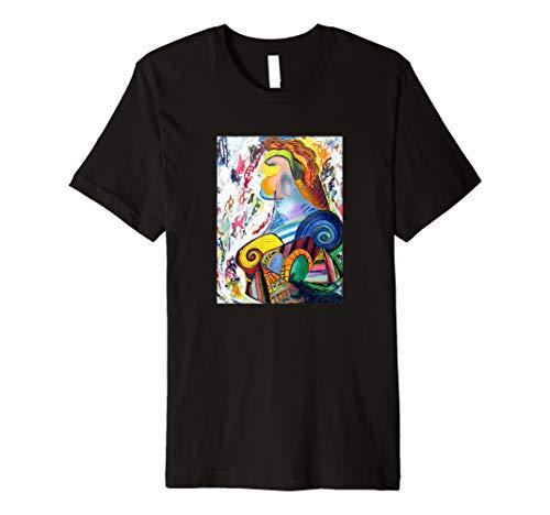 The King Modern Art T shirt ()
