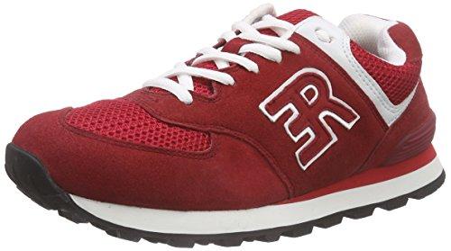 Rohde Biella Damen Sneakers Rot (40 rot)