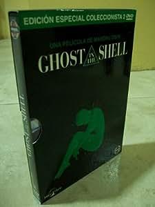 Ghost in the shell (Edición especial caja metálica) [Descat.] [DVD]