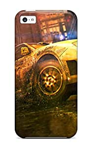 Brenda Baldwin Burton's Shop 6281096K28449903 For Iphone 5c Tpu Phone Case Cover(dirt 2 Game Widescreen)