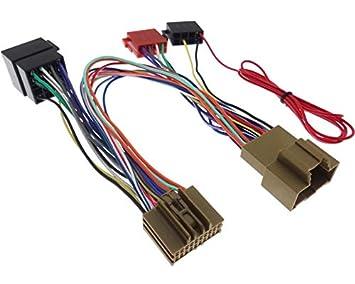 Parrot THB Adaptador Opel Karl Adam, Corsa Viva Insignia Cable Conector ISO abgriff: Amazon.es: Electrónica