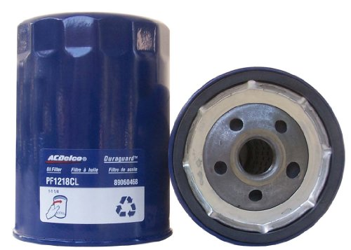 ACDelco PF1218CL Professional Classic Design Engine Oil Filter