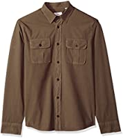 Billy Reid Men's Standard Fit Button Down Brantley Shirt