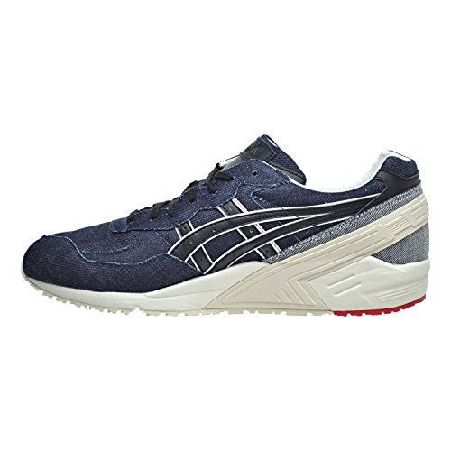 Onitsuka Tiger by Asics Unisex Gel-Sight Navy/Black Sneaker Men's 13 Medium