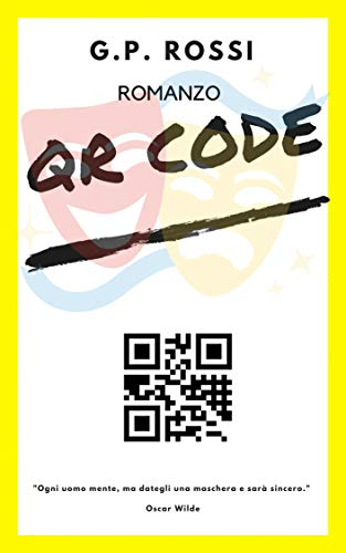 QR Code (Italian Edition) - Kindle edition by G.P. Rossi ...