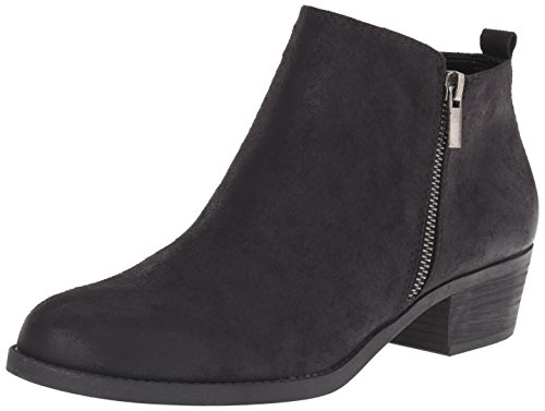 Womens Black Booties (Carlos by Carlos Santana Women's Brie Ankle Bootie, Black, 8 M)