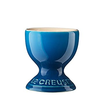 Le Creuset Stoneware Egg Cup, 2-Inch, Marseille