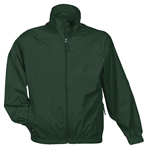 - Tri Mountain Men's Lightweight Water Resistant Jacket