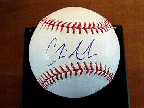 (Chris Archer Autographed Ball - Pittsburgh Pirates Pitcher Oml Gem - JSA Certified - Autographed Baseballs)