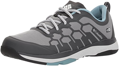 Columbia Women's ATS Trail Fs38 Outdry Multisport Outdoor Shoes Grey (Ti Grey Steel/ Storm) 6OkTE6q