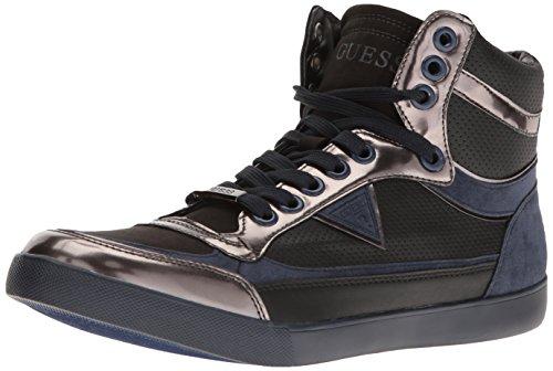 Guess Black Sneaker Men's Guess Jex Sneaker Jex Guess Men's Black XAqTzzHw4