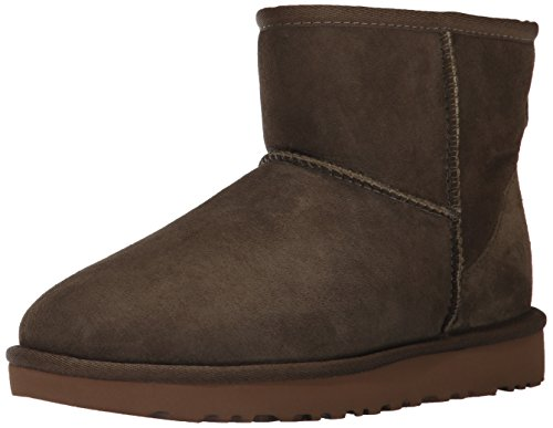 UGG Women's Classic Mini Ii Winter Boot, Spruce, 6 M US by UGG