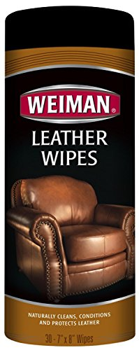 Weiman Leather Wipe Count Pack