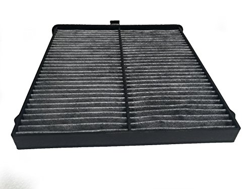 Cleenaire CAF4561C Activated Carbon Protection Against Bacteria, Gases, Dust, Viruses, Odors and Allergens,Cabin Air Filter for Your 14 15 16 Mazda 3, Mazda 6, CX-5