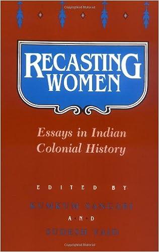 amazon com  recasting women  essays in indian colonial history    recasting women  essays in indian colonial history