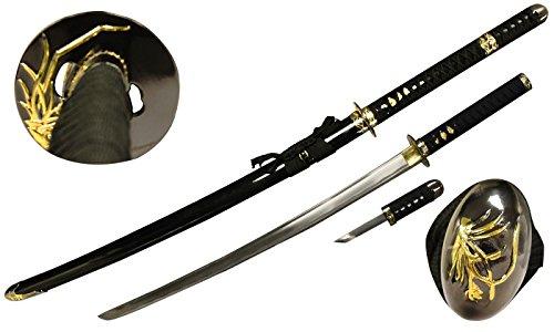 Musha Rurouni Style Hand Forged Japanese Samurai Sword, Katana With 9