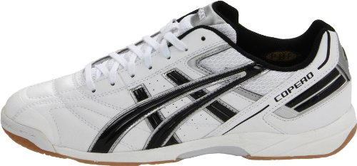 ASICS Copero S Mens White Athletic Sneakers Shoes Size UK 9  Amazon.co.uk   Shoes   Bags ffcf90434e544