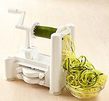 Vegetable Spiralizer Vita Tri Blade Mandolin product image