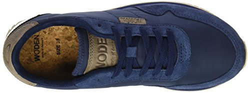 Blue Pink Navy Trainers Women's Nora Ii 010 Woden 8f7gx
