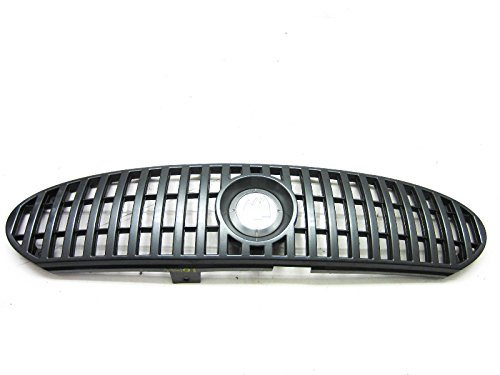 DAT AUTO PARTS Grille Replacement for 02-03 Buick Rendezvous Silver and Gray Grill GM1200484