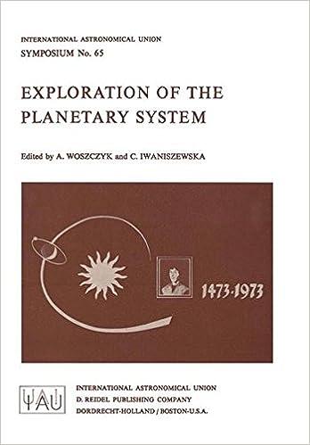 Descargar Utorrent Castellano Exploration Of The Planetary System Epub En Kindle