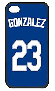 "Adrian Gonzalez Los Angeles Dodgers Iphone6 (4.5)(4.7"") Case Cover"