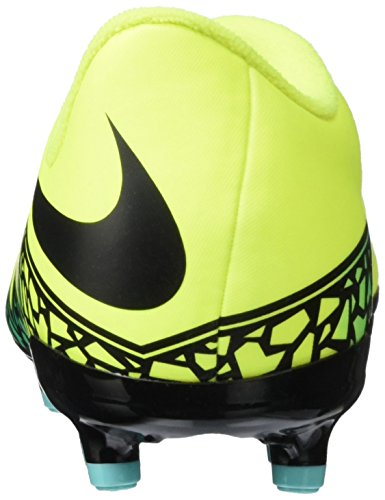 Fußballschuhe klares Phelon Scarpe Giallo Fester Jade Nike hyper Ii türkis Bambino Da Junior Calcio schwarz Boden volt Hypervenom UqBEZwY