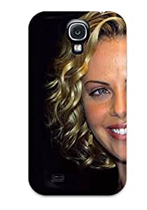 New Cute Funny Charlize Theron 220 Case Cover/ Galaxy S4 Case Cover