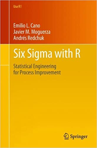 Six Sigma with  R: Statistical Engineering for Process