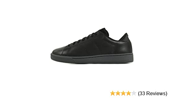 best service 33f2a cfec2 Amazon.com   Nike Tennis Classic Ultra LTHR Mens Trainers 749644 Sneakers  Shoes (US 9, Black Dark Grey White 004)   Tennis   Racquet Sports