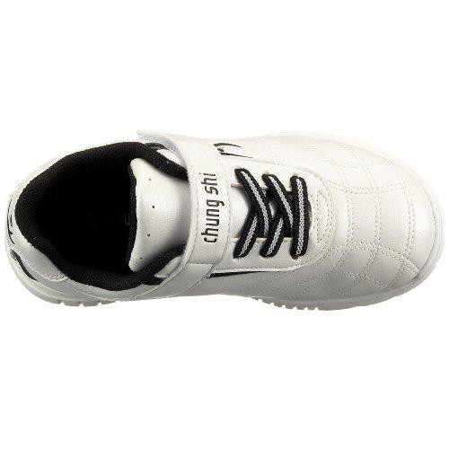 Chung Shi Duxfree Kids ELLIOT Unisex-Kinder Sneakers Weiß (weiss/schwarz)