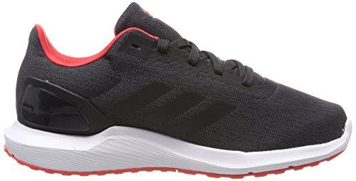 Adidas Kvinners Kosmisk 2 M, Grå / Rød / Hvit Grå / Rød / Hvit