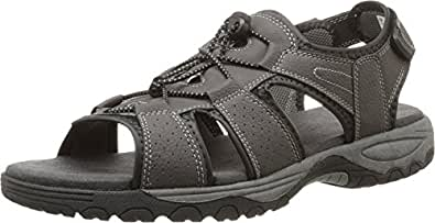 Maine Woods Men's Ryan Grey Sandal 10 D (M)