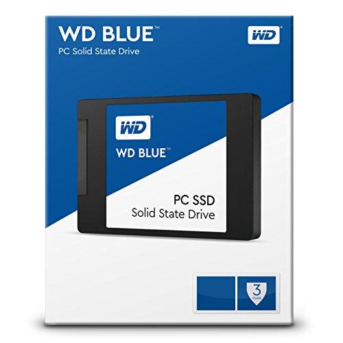 WD Blue SATA 6Gb/s 2.5 Inch 500GB Internal SSD Solid State Drive (WDS500G1B0A) by Western Digital (Image #5)