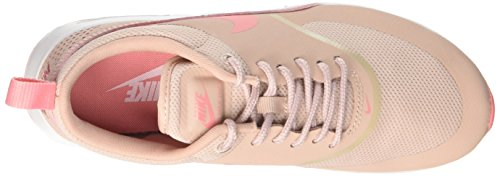 NIKE Femme Max Pink Oxford Baskets Thea Rose Bright Rose Melon Air white Basses rXr4qpw
