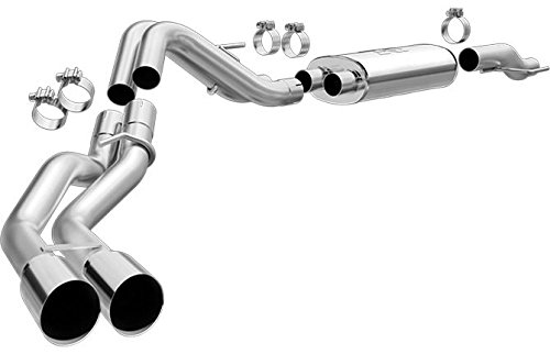 MagnaFlow 19080 Large Performance Cat-Back Exhaust ()