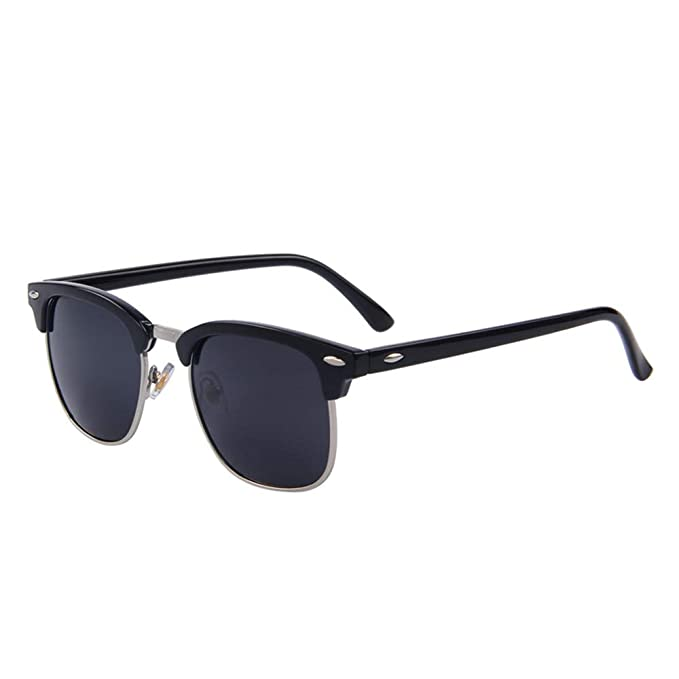RZXTD Gafas De Sol Gafas De Sol Polarizadas Con Remaches ...