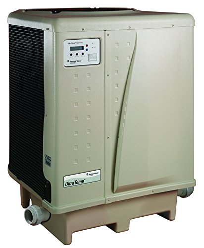 Pentair 460930 UltraTemp 70 High Performance Pool Heat Pump, Heat Only, 230 Volt, 60 Hertz, 1 Phase, Almond