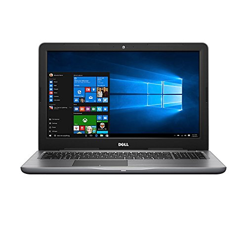 Dell Inspiron 15 5000 Laptop – 15.6 Screen, 7th Generation Intel Core i7-7500U, 12GB Memory, 1TB Hard Drive, Windows 10 Home