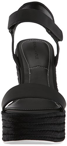 Sandal Kylie Wedge Grand Kendall Black Womens WAIqq4R