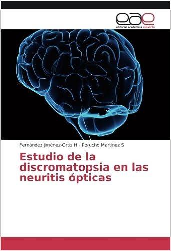 Amazon.com: Estudio de la discromatopsia en las neuritis ...