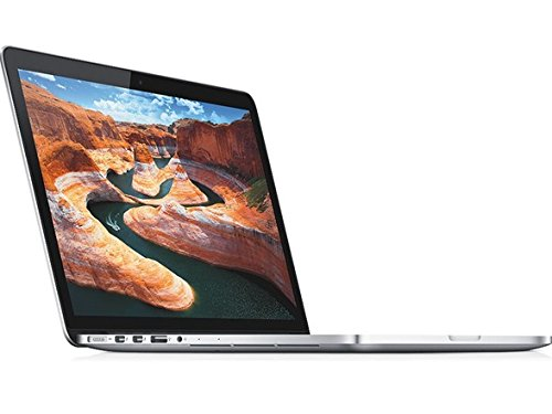 Apple MD212LL/A (Late 2012) 13.3in Macbook Pro with Retina Display, Intel Core i5-3210M 2.5GHz, 8GB DDR3, 128GB Solid State Drive, 802.11n, Bluetooth, Mac OS 10.8 Mountain Lion (Renewed) ()