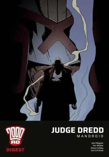 Judge Dredd: Mandroid (John Dredd) (Kev Walker)