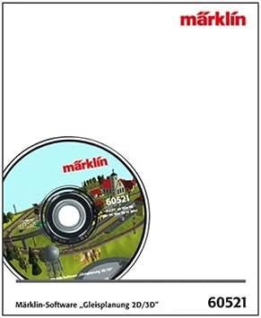 Software de gr/áficos CD M/ärklin 60521