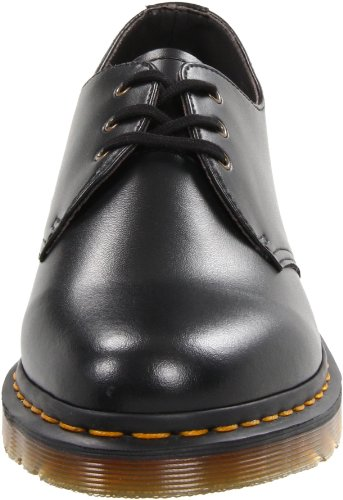 Black Rub Adult Vegan Dr Off Unisex Lace Martens 1461 Up Flats 001 Felix Black qa6R6wzP