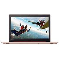 2018 Flagship Lenovo IdeaPad 320 15.6 HD LED Business Laptop, AMD A9-9420 up to 3.5GHz, 8GB DDR4, 128GB SSD, DVDRW, AMD Radeon R5, 802.11ac, Bluetooth, HDMI, 4-in-1 Card Reader, Windows 10 -Coral Red