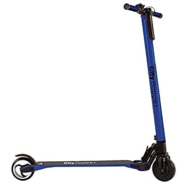 City Hopper - Patinete eléctrico 10,4 Ah azul: Amazon.es ...